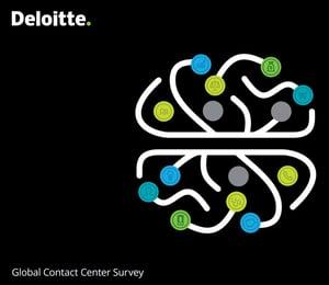 Deloit Contact Center Survey Image