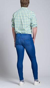 Can skinny jeans help Jim collect more debt?